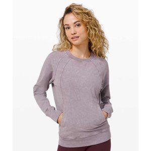 Lululemon Scuba Crew Sweatshirt